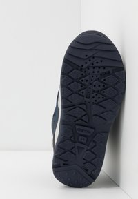 Geox - SENTIERO BOY WPF - Winter boots - navy/royal - 5