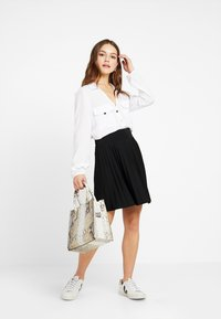 Anna Field Petite - A-line skirt - black - 1