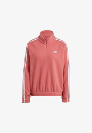 FLEECE HZ - Sweat polaire - hazy rose