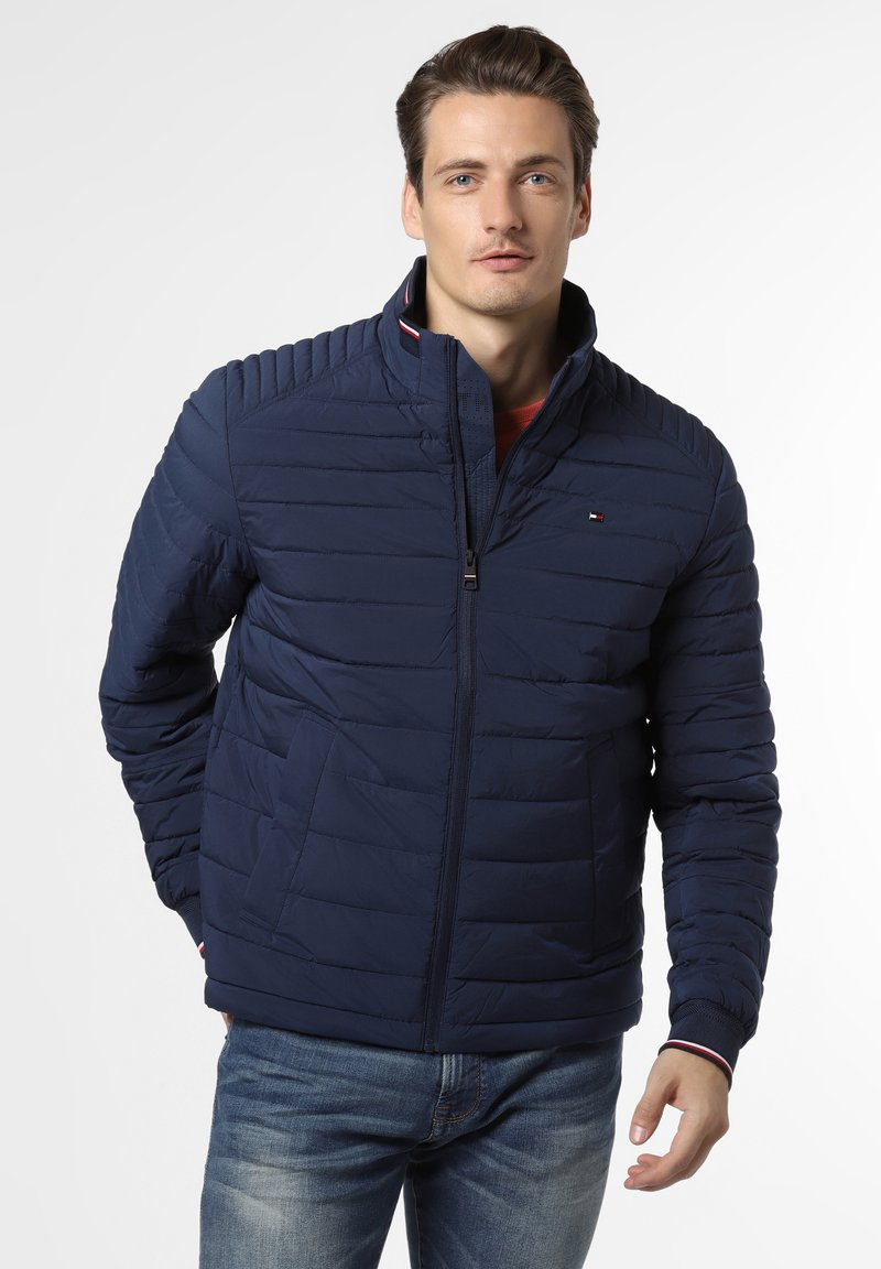 Tommy Hilfiger - Light jacket - marine