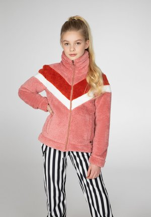 TESS - Fleece jacket - think pink