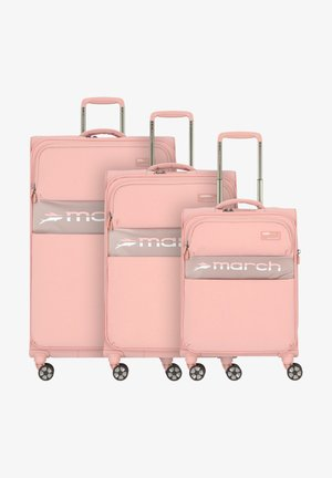 SET - Set di valigie - pink
