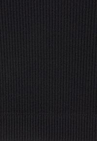 ONLY - ONLVICKY SEAMLESS 2 PACK - Stroppeløs-BH - black/white - 3