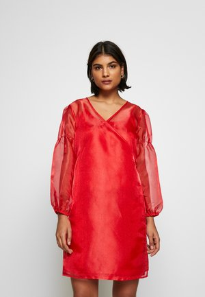 ROCKET DRESS - Vestito estivo - red