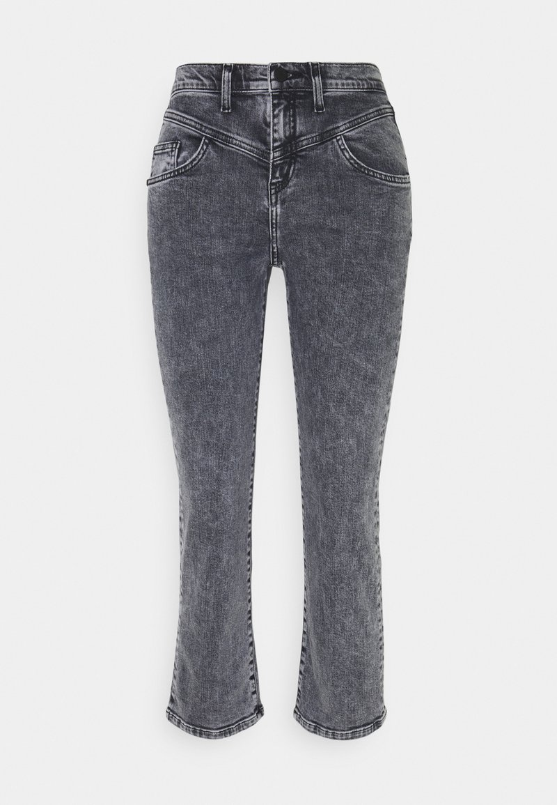 Rich & Royal - Straight leg jeans - denim black