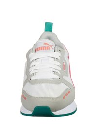 Puma - Trainers - white / glowing pink / gray violet - 5