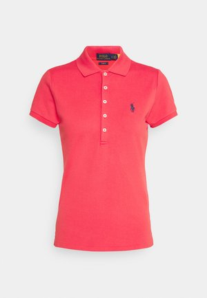 STRETCH - Polo - starboard red