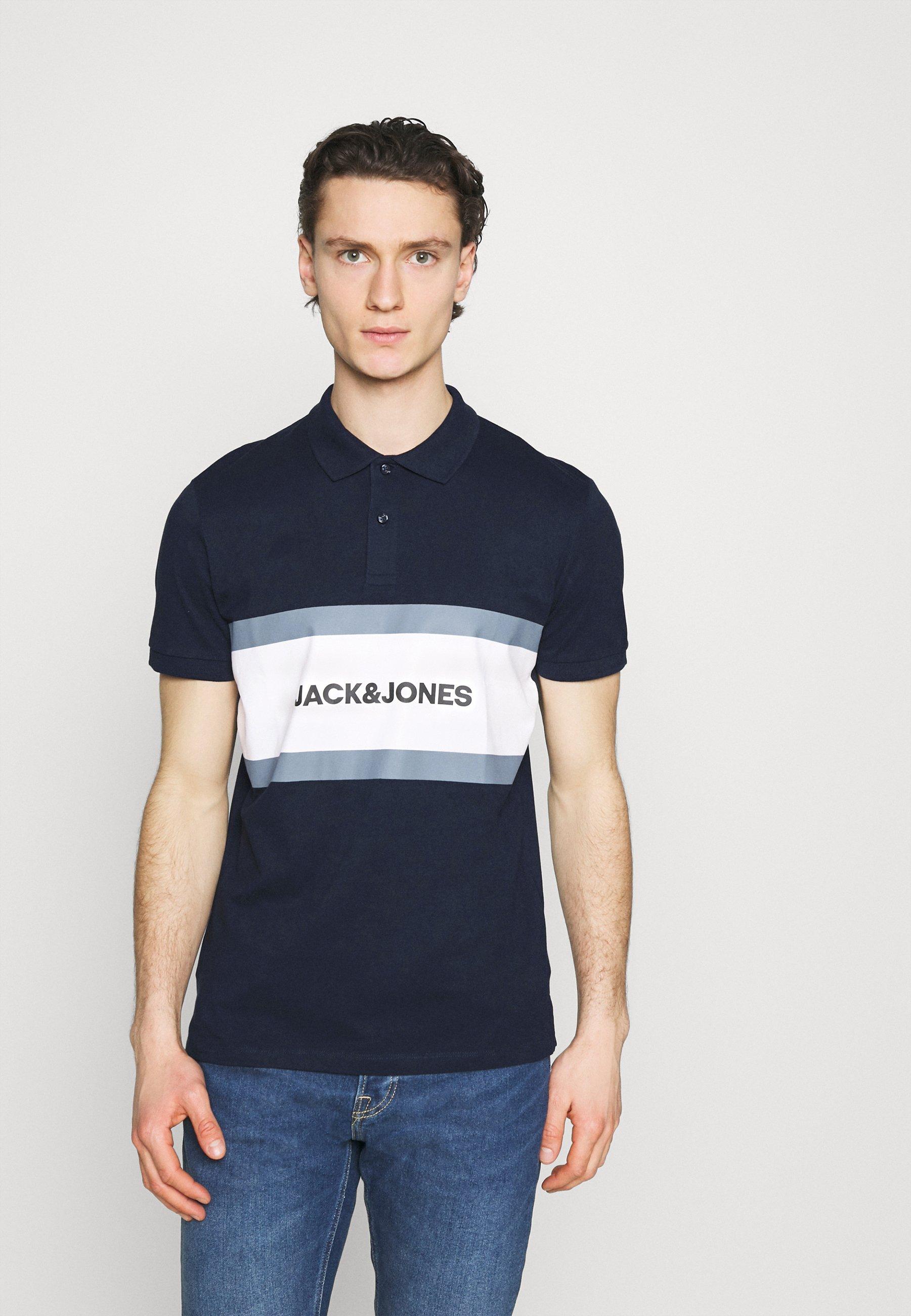 Men JJSHAKE - Polo shirt