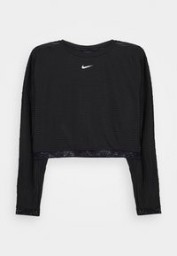Nike Performance - T-shirt sportiva - black - 3
