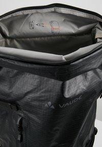 Vaude - CITYGO  - Plecak - black - 4
