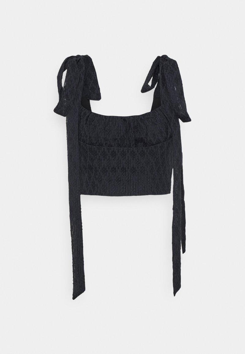 CMEO COLLECTIVE - VALUE - Blouse - black