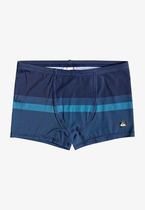 Swimming trunks - medieval blue