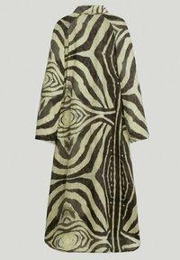 Massimo Dutti - Shirt dress - khaki - 6