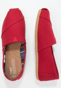 TOMS - Slip-ons - red - 1