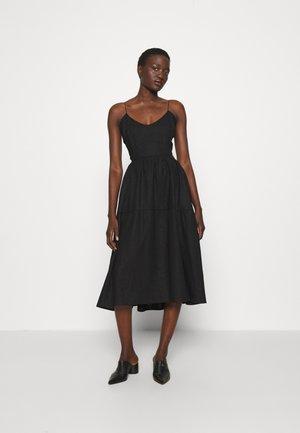 BETH DRESS - Jurk - black