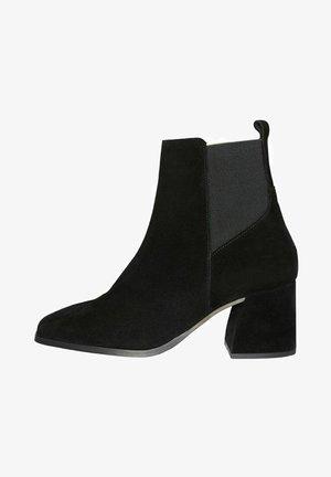 VMESA BOOT - Korte laarzen - black