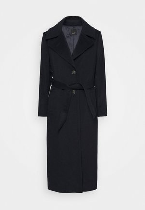COAT CLARETA BELT - Klassisk kappa / rock - navy