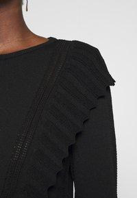 NAF NAF - CALOR - Sweter - noir - 5