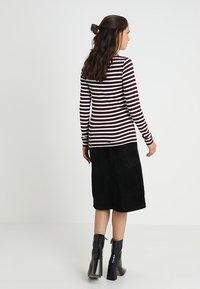GAP - BOAT - Long sleeved top - burgundy - 2