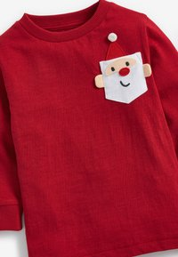 Next - Long sleeved top - red - 1