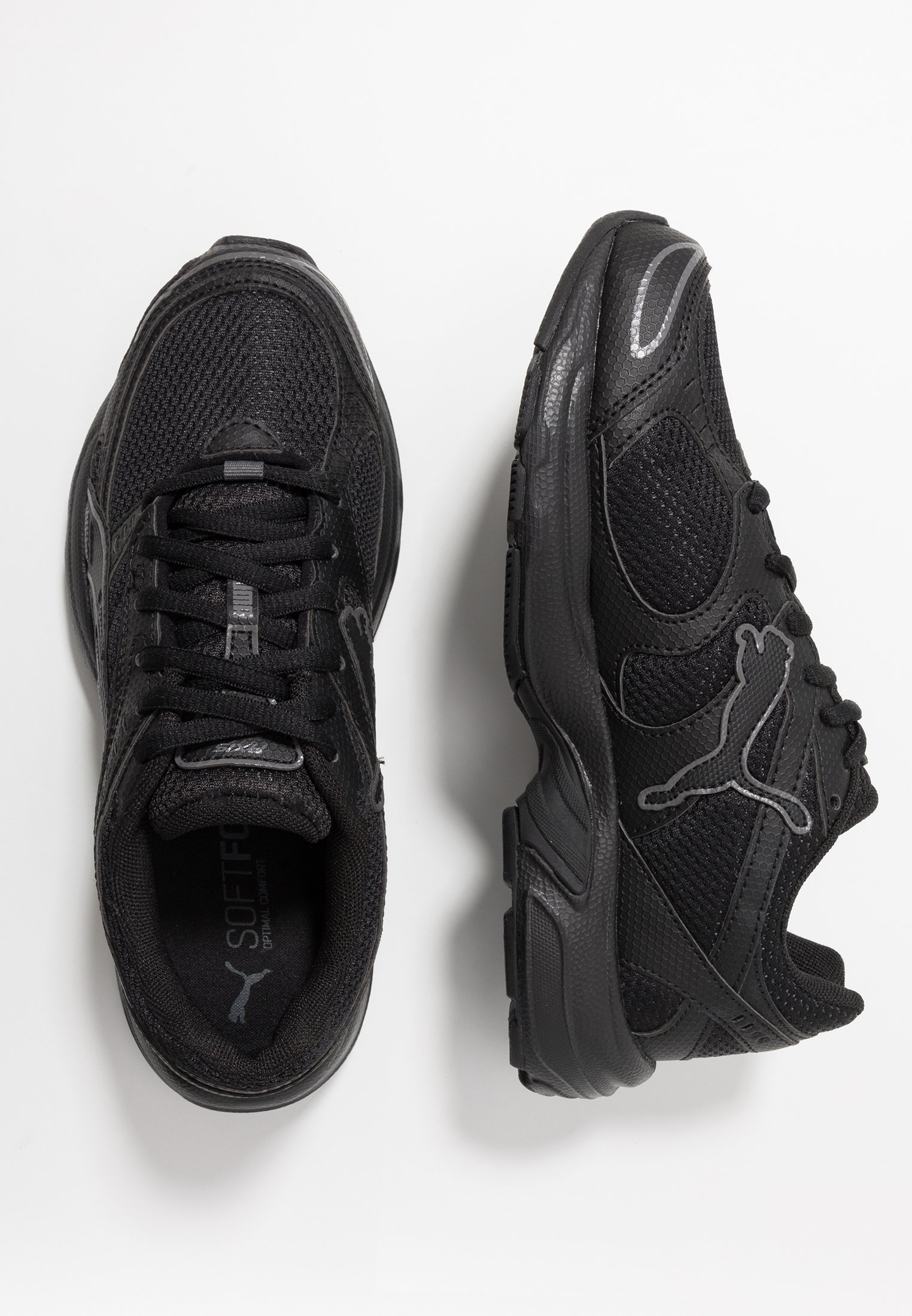 puma axis chaussures fitness noir