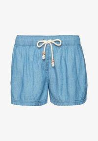 Protest - Denim shorts - sky denim - 4