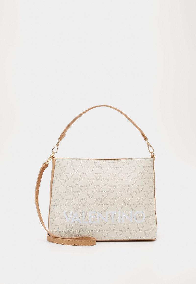 Valentino by Mario Valentino - LIUTO - Handbag - ecru/multi