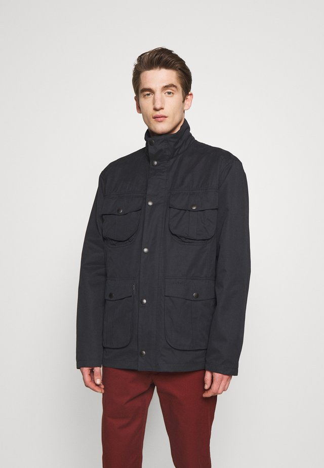 SANDERLING CASUAL - Summer jacket - navy