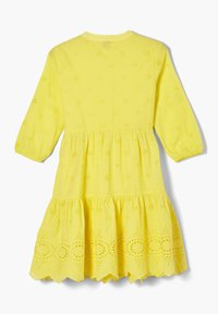 s.Oliver - Day dress - yellow - 1