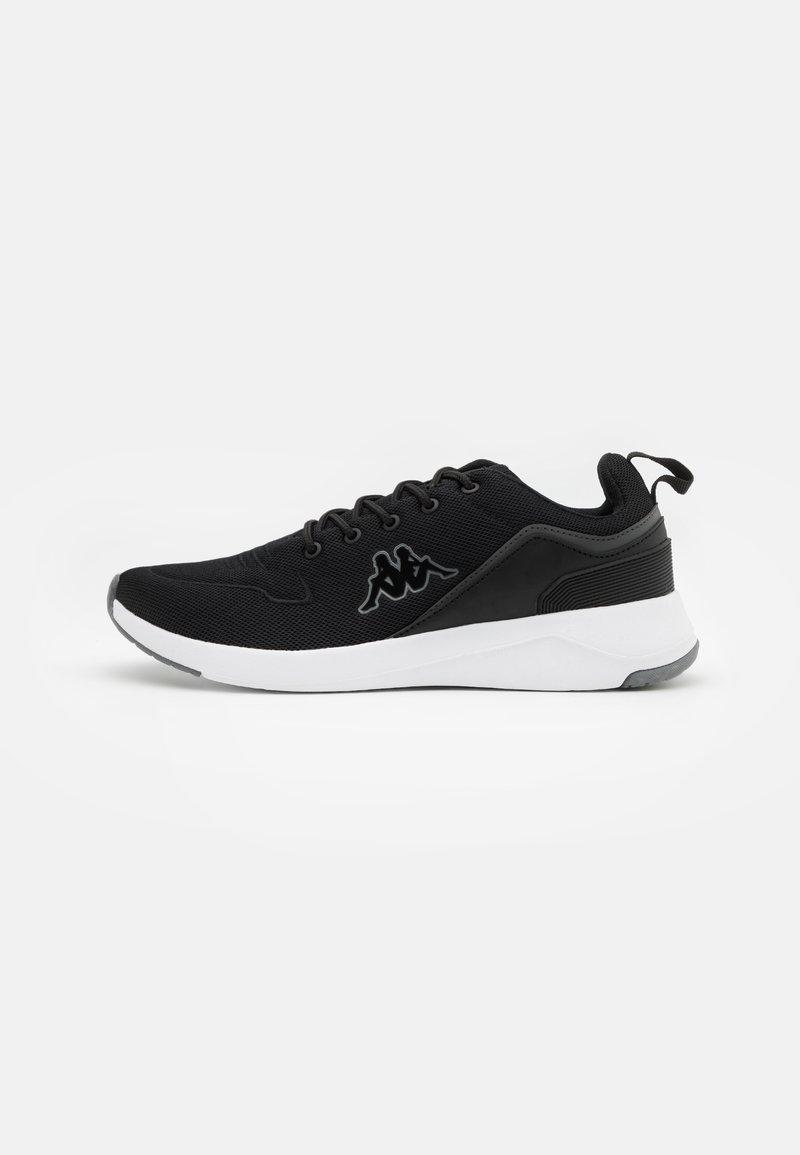Kappa - DAROU - Scarpe da fitness - black/white