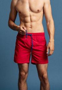GANT - Swimming shorts - rot - 0