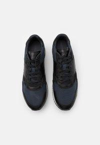 Lacoste - AESTHET LUXE - Sneakers basse - black/dark grey - 3