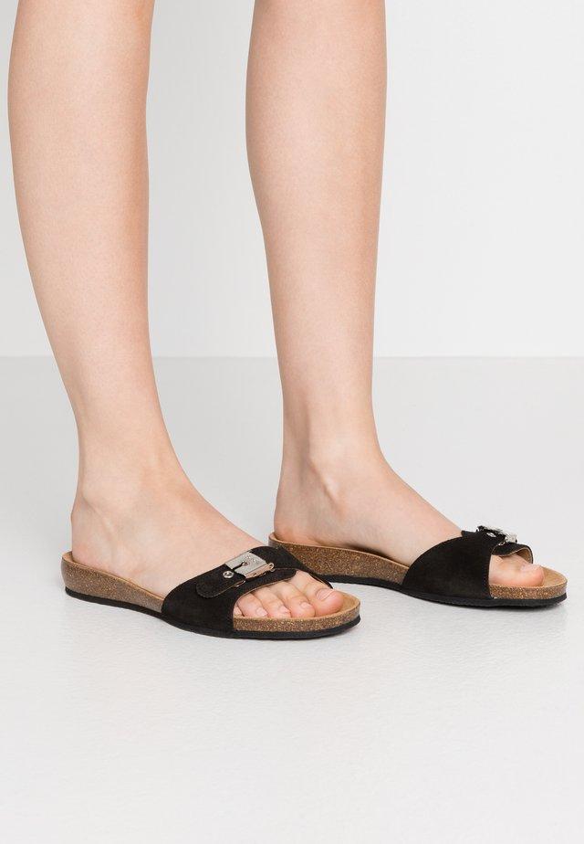 BAHAMAIS - Slippers - black