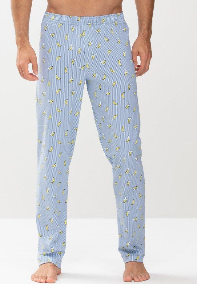 Pyjama bottoms - paris blue