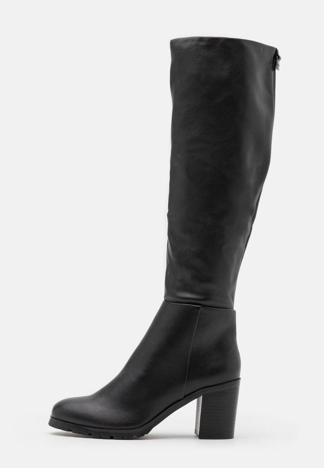 FEONA - Klassiska stövlar - black