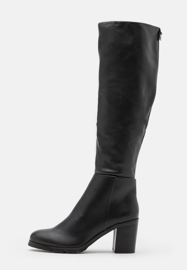 FEONA - Stivali alti - black