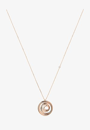 SUMPTUOUS - Necklace - rosegold-coloured