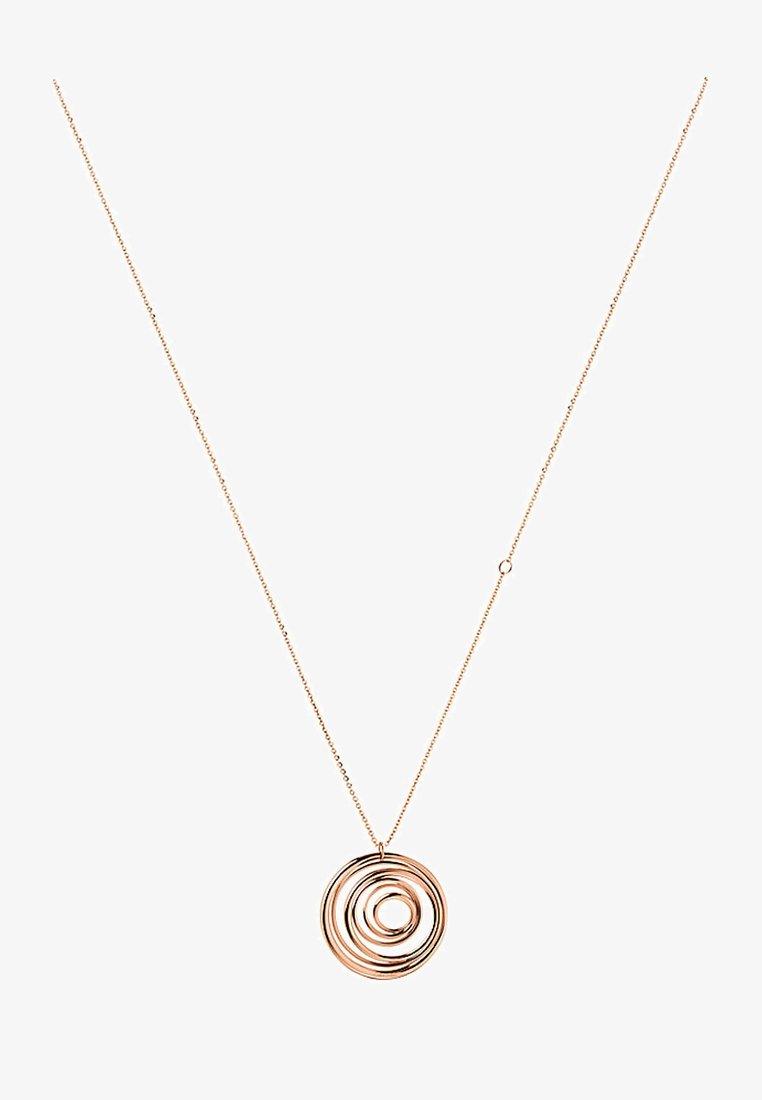 Calvin Klein - SUMPTUOUS - Necklace - rosegold-coloured
