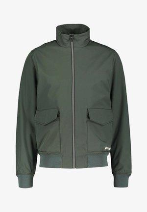 CLASSIC JACKET - Summer jacket - green