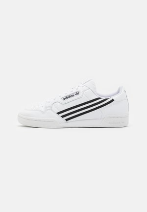 CONTINENTAL 80 SPORTS INSPIRED SHOES UNISEX - Baskets basses - footwear white/core black