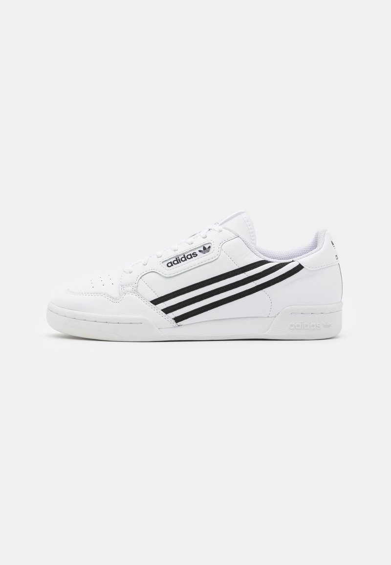 adidas Originals - CONTINENTAL 80 SPORTS INSPIRED SHOES UNISEX - Zapatillas - footwear white/core black