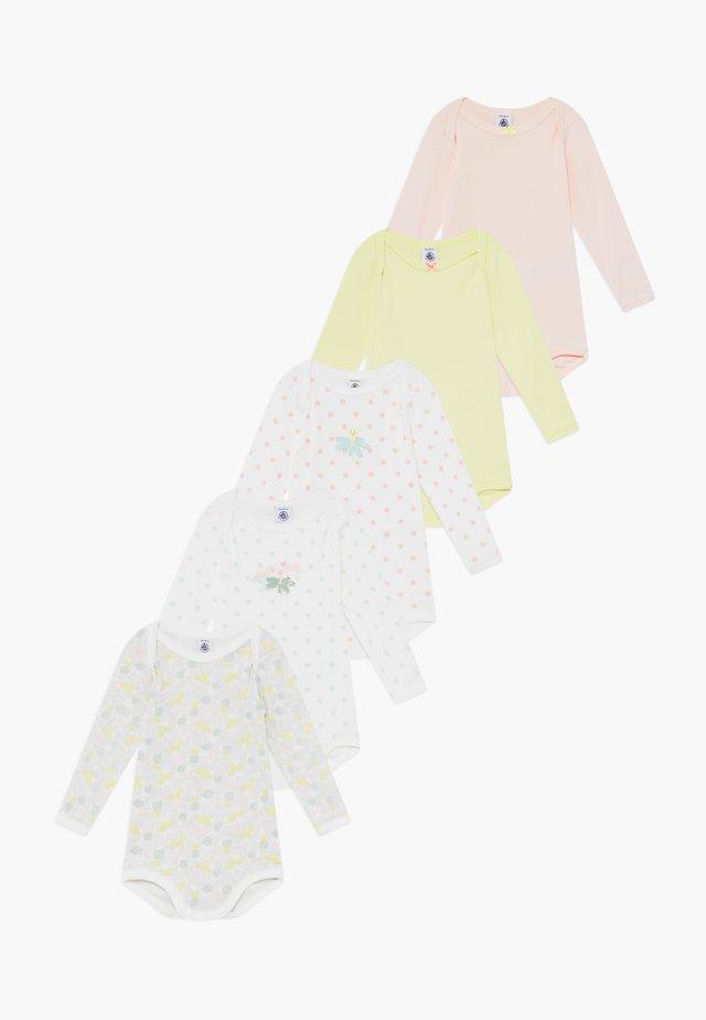 5 PACK - Body - sunny/marshmallow/multicolour
