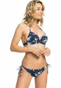 Roxy - Bikini - mood indigo s aqua ditsy - 2