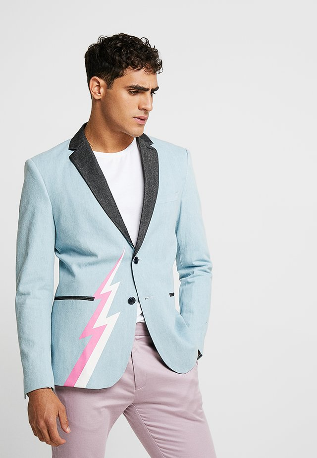 BOLT - Blazer jacket - frisky blue