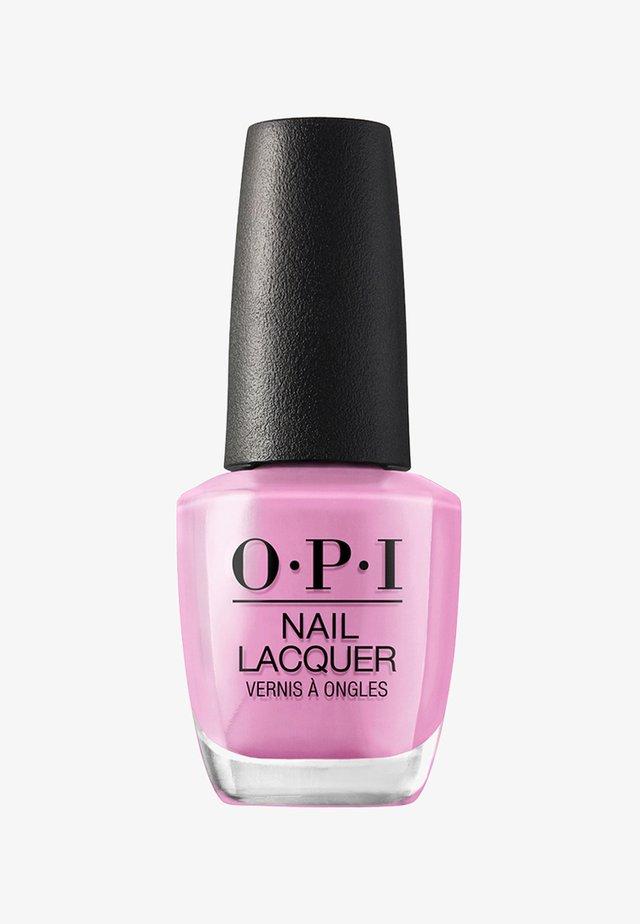 NAIL LACQUER - Nail polish - nlh 48 lucky lucky lavender