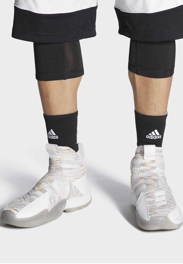 N3XT L3V3L 2020 SHOES - Obuwie do koszykówki - white