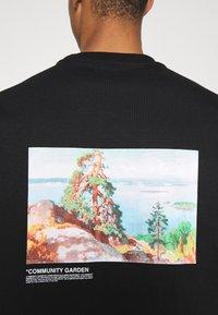 Holzweiler - RANGER TEE - Print T-shirt - black - 5