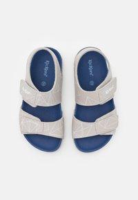 Kickers - SUMMERKRO - Sandals - gris galactic - 3