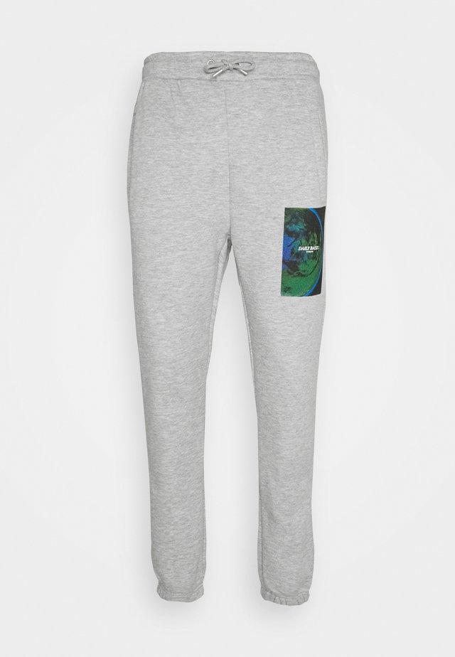 PHOTO JOGGER - Teplákové kalhoty - grey marl