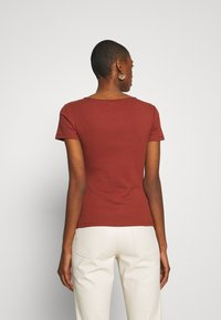 Anna Field - Basic T-shirt - brown - 2